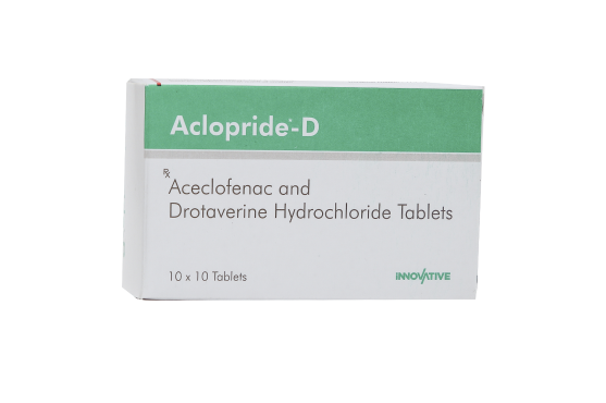 Aclopride-D Tablets