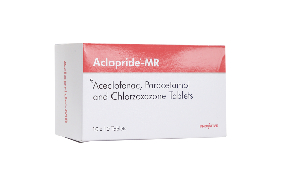 Aclopride-MR Tablets