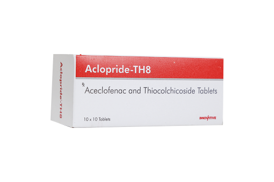 Aclopride-TH8 Tablets