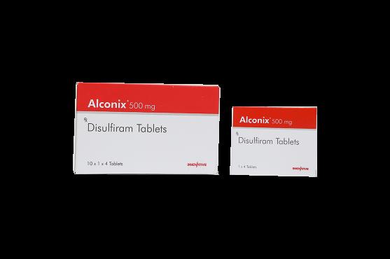 Alconix Disulfiram - Tablets