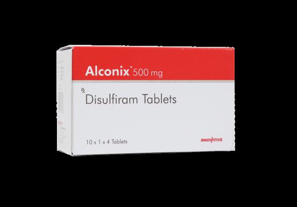 Alconix 500 mg Tablets