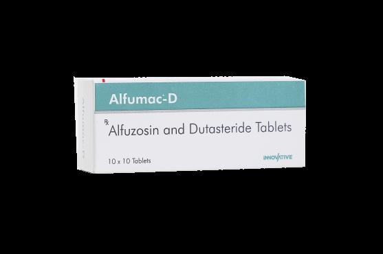 Alfumac-D Tablets