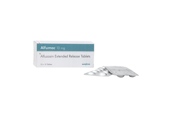 Alfumac (ER) - Alfuzosin Tablets