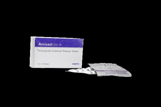 Amizest (SR) Amisulpiride Tablets
