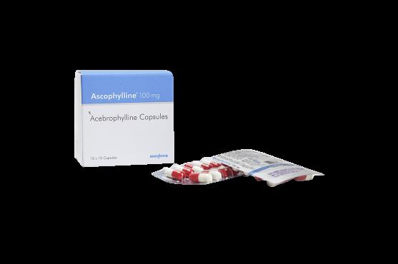 Ascophylline Acebrophylline Capsules