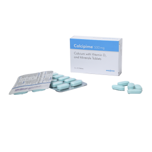 Calcipime Tablets