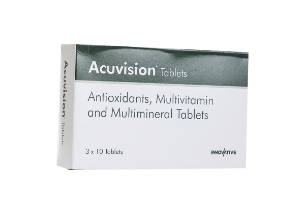 Acuvision Tablets