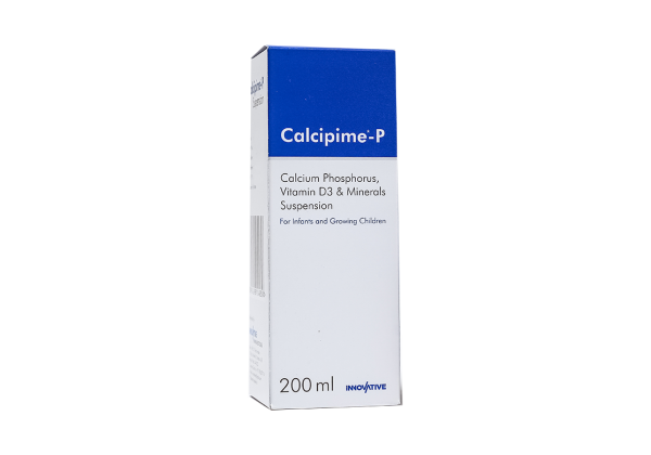 Calcipime-P Suspension