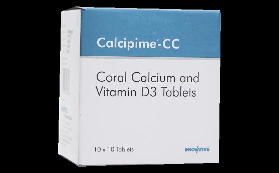 Calcipime-CC Tablets