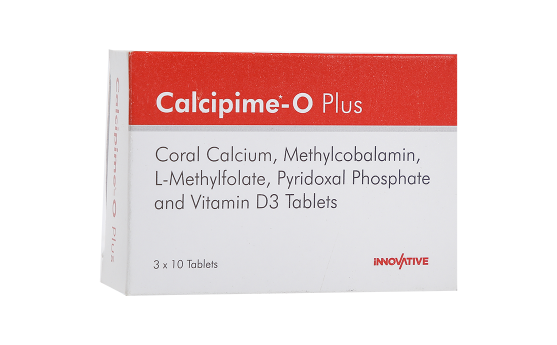 Calcipime-O Plus Tablets