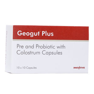 Geogut Plus Capsules