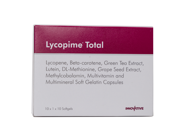 Lycopime Total Softgels