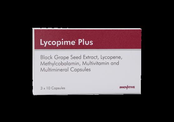 Lycopime Plus Capsules