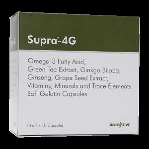 Supra-4G Softgels