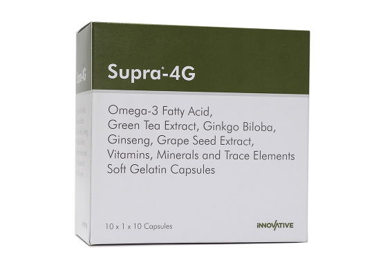Supra-4G Softgels