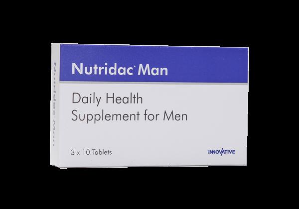 Nutridac Man Tablets