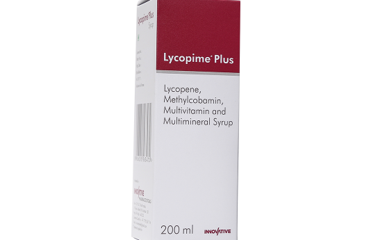 Lycopime Plus Syrup