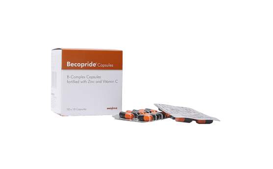 Becopride - Capsules