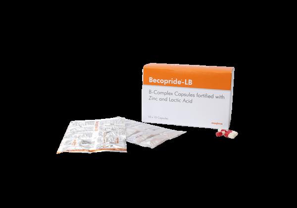 Becopride-LB Capsules