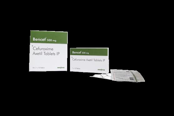 Bencef Cefuroxime Tablets