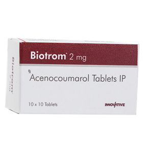 Biotrom - Acenocoumarol Tablets