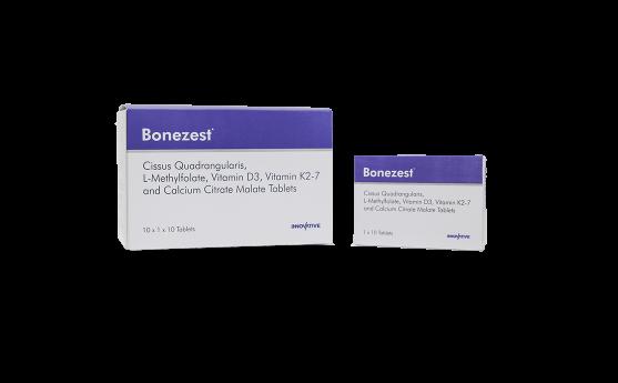 Bonezest - Tablets