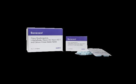 Bonezest- Tablets
