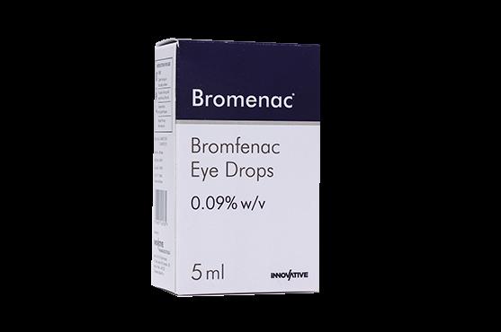 Bromenac Eye Drops