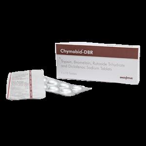 Chymobid-DBR Tablets