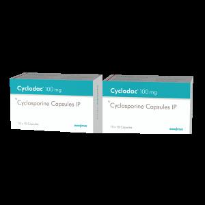 Cyclodac Capsules