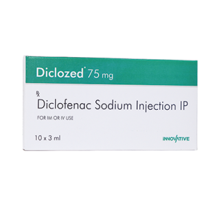 Diclozed Injection