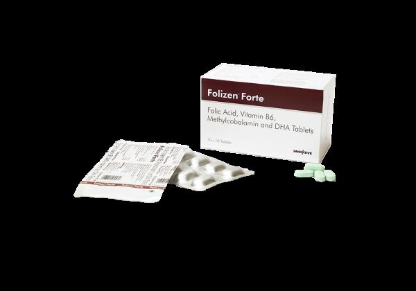 Folizen Forte Tablets