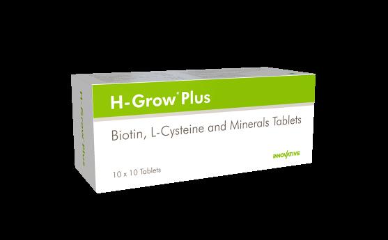H-Grow Plus Tablets