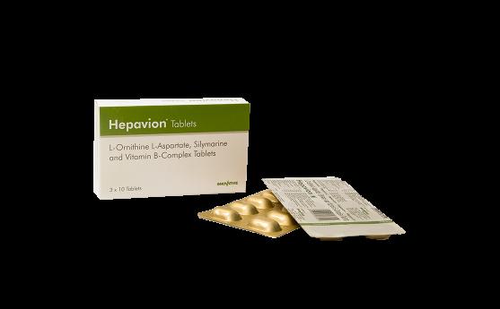 Hepavion -Tablets