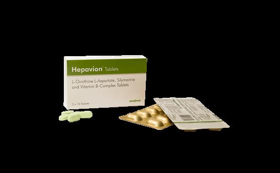 Hepavion Tablets