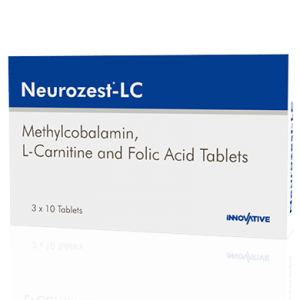 Neurozest-LC Tablets