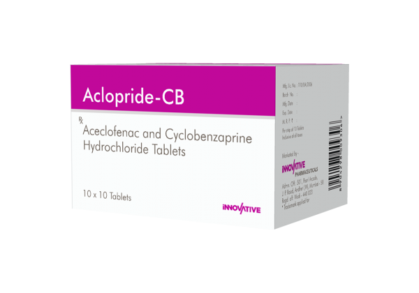 Aclopride-CB Tablets