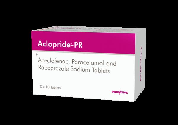 Aclopride-PR Tablets