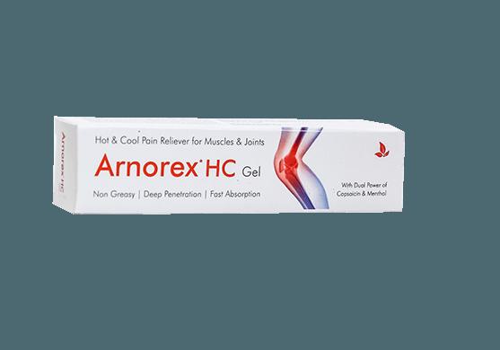 Arnorex-HC Gel