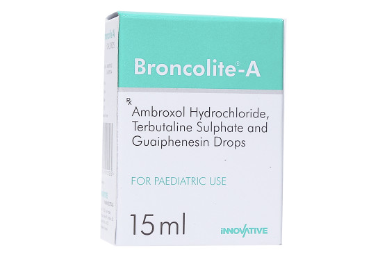 Broncolite A Drops