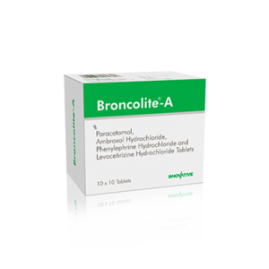 Broncolite-A Tablets
