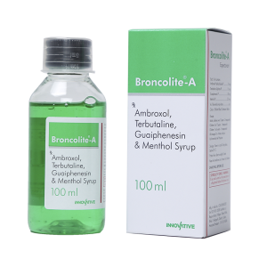 Broncolite-A Syrup
