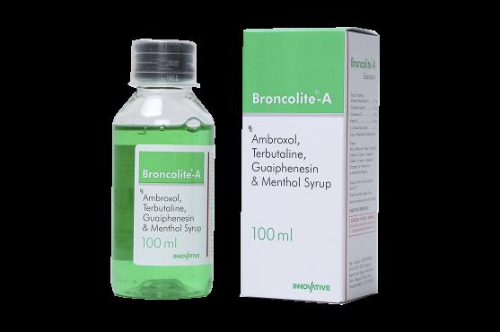 Broncolite-A Syrup