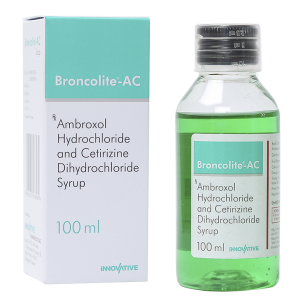 Broncolite-AC Syrup