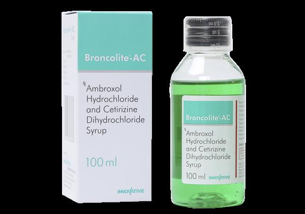 Broncolite-AC Syrup