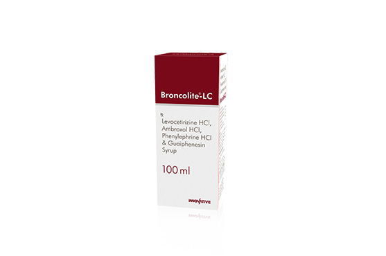 Broncolite-LC Syrup