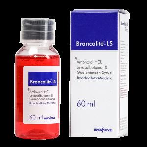 Broncolite-LS Syrup