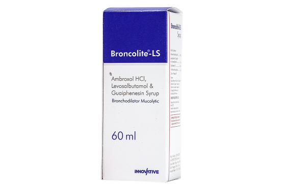 Broncolite LS Syrup