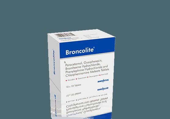 Broncolite Tablets
