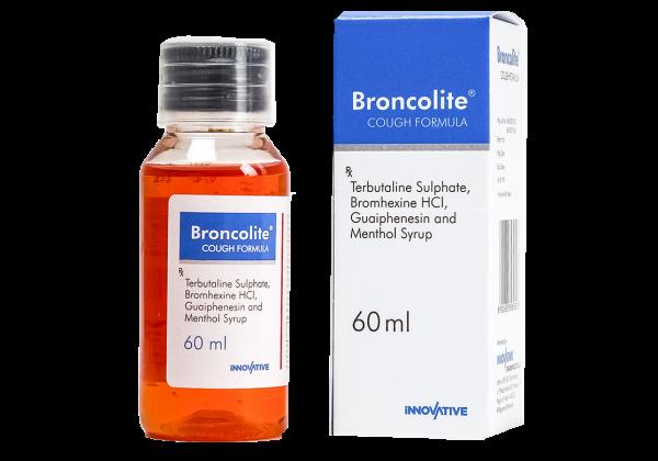 Broncolite Syrup